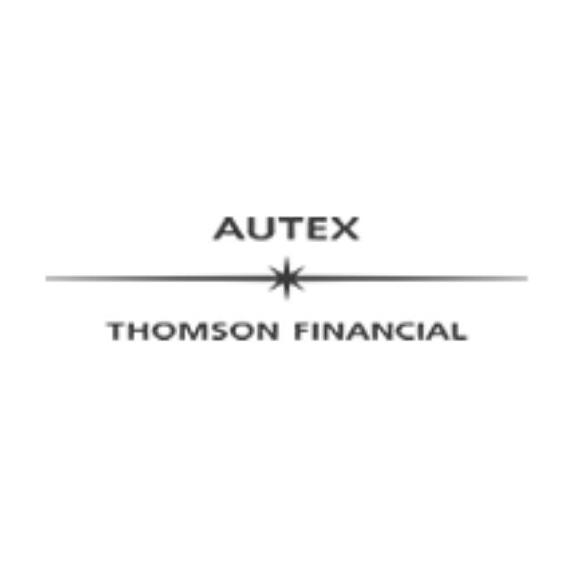 AUTEX (THOMSON FINANCIAL)
